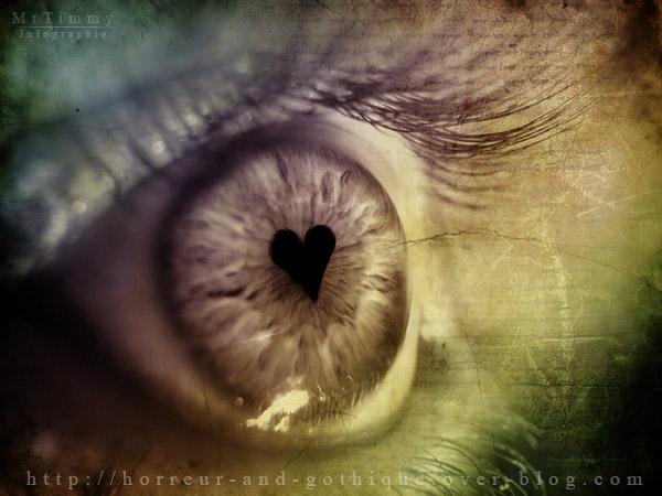 Les yeux, le reflet du coeur...