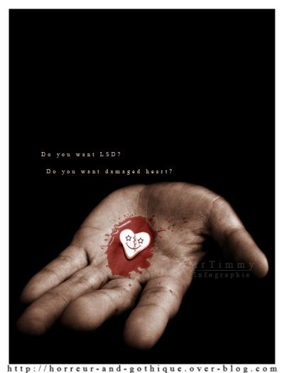 LSD Damaged Heart