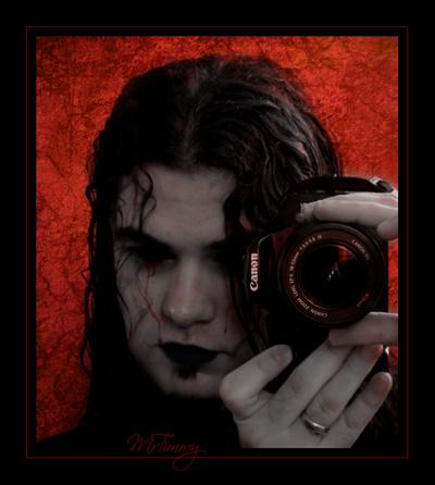 Création d'un avatar dark